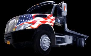 Weitsman Steel Truck